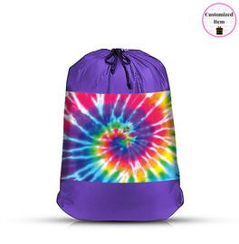 Top Trenz Tie Dye Mesh Sock Bag - SBAG-TDYE