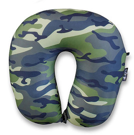 Top Trenz Camouflage Travel Neck Pillow - NECK-CAM2