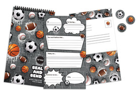 Top Trenz City Sports Camp Stationery Set - SEND-CITY2