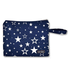 Top Trenz Navy Star Wet Bag - WET6-STAR