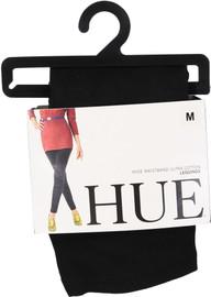 HUE Womens Wide Waistband Ultra Cotton Leggings - U12665