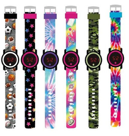 Top Trenz LED Watches - WTCH-ASST3