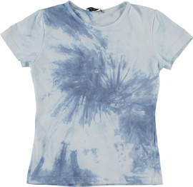 Kiki Riki Girls Cotton Short Sleeve Tie Dye T-Shirt - 29297