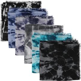 Ateret Open Web Tie Dye Israeli Tichel