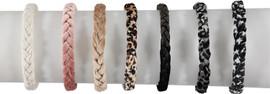 Dacee Velvet Braid Headband - C1431