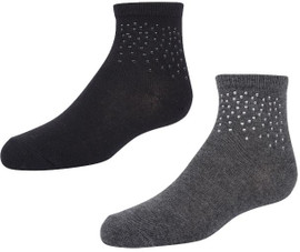Zubii Scattered Dots Ankle - 156