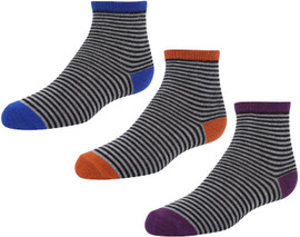 Zubii Thin Stripe Boys Ankle - 266