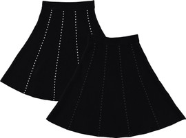 BGDK Girls Winter Knit Skirt - BK-H805