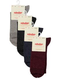 Condor Girls Lurex Socks - 3229/4