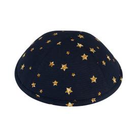 iKippah Boys Gold Star Yarmulka