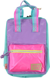 Fasion Angels Mini Backpack ECO-Friendly LAVENDER/PINK - 77951