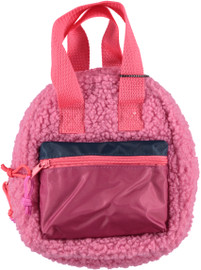Fasion Angels Mini Backpack Wubbee Pink/Coral - 77890