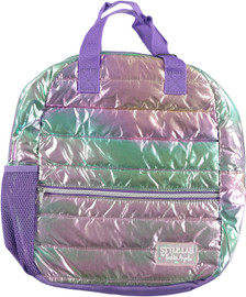 Fasion Angels Backpack Puffer Pastel Gradient - 77876