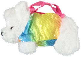 Furry Poodle Bag - BGKE0393