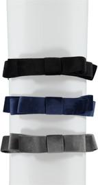 Riqki Girls Velour Triple Bow Headband - HB2035
