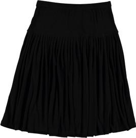 BGDK Womens 25.5' Gathered Pleat Slinky Skirt - JH-271