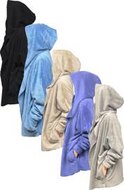 A.T.M Fleece Hooded Sweatshirt