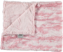 Heather Luxe Rosewater/Jupiter Rosewater Blanket-SB16