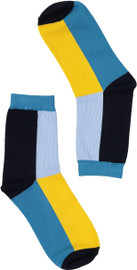 BlinQ Boys Color Block Ankle Socks - 333
