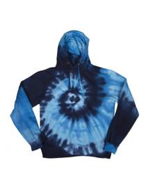Dyenomite - Youth Tide Tie Dye Hoodie - 854BTI