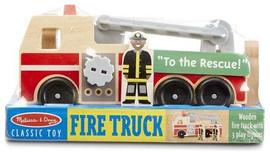 Melissa & Doug Fire Truck - md9391