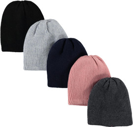 MC Ribbed Knit Unisex Hat - PM-19Z211