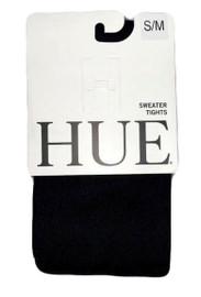 HUE Womens Flat Knit Sweater Tights - U22196