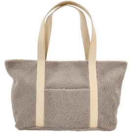 Tan Sherpa Shoulder Bag - 810-1328