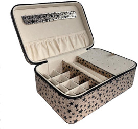 Bari Lynn Jewelry Box- Rose Star