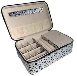 Bari Lynn Jewelry Box- Silver Star