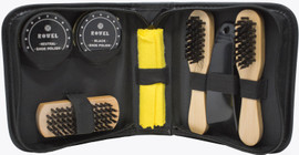 Zippered Shoe Shine Kit - S5041