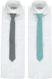 Flannel Boy's Ties 121