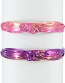 Color Splash Knot Style Headband - FH11315