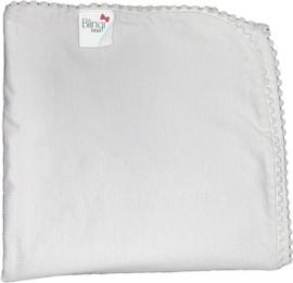 Blinqi Baby Girls Pom Pom Trim Blanket - B700