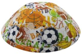 iKippah Boys Play Ball Yarmulka