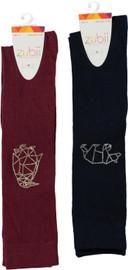 Zubii Girls Knee Socks - Style 971
