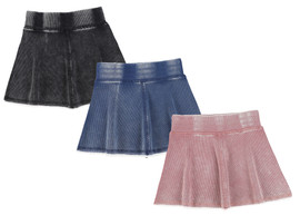 Analogie Denim Wash Skirt