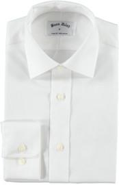 Boon Dash Boys Slim Fit White Shirt