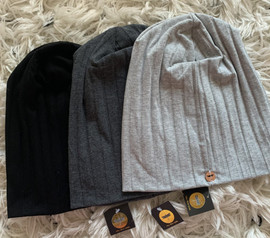 Capsule Cotton Ribbed Beanie