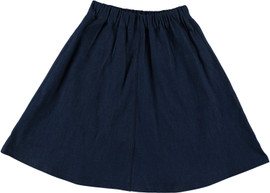 BGDK Girls Denim Skirt W/Pockets