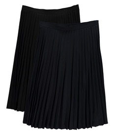 Women's Accordion Pleated Skirt