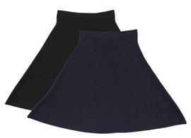 BGDK Girls Pleated Knit Skirt