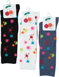 Bimbam Splatter Knee Sock