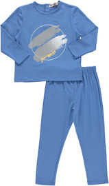 Boys Paint Stroke Pajamas