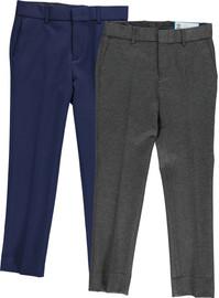 Boys Knit Skinny Stretch Rayon Pants