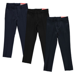 Boys Knit Skinny Stretch Viscose Pants