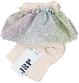 Girls Pastel Ankle Socks