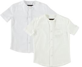 Boys Collerless Shirt