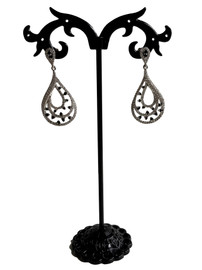 S & B Drop Earrings (SET82654EW)