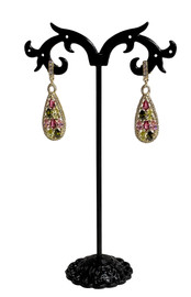 Multicolor Huggi Earrings (SET80891EW)